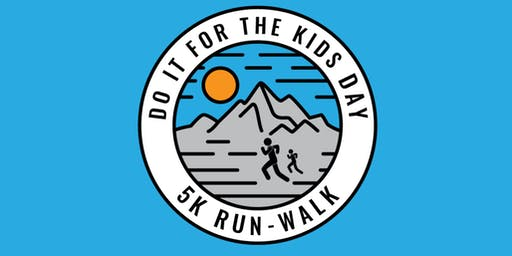 Do It For the Kids Day 5K Walk/Run