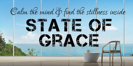 State of Grace - October 2019 tickets