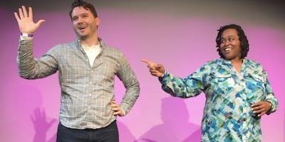 White Privilege, Black Power - an improv comedy show