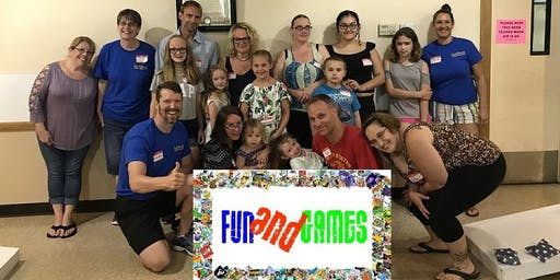 Family Fun & Games Night #5 - August 2019