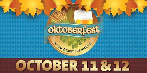 Oktoberfest at Soulard Market - 2019 VIP Bier Hall Tent