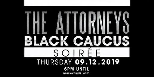 ATTORNEYS CONGRESSIONAL BLACK CAUCUS SOIREE 2019