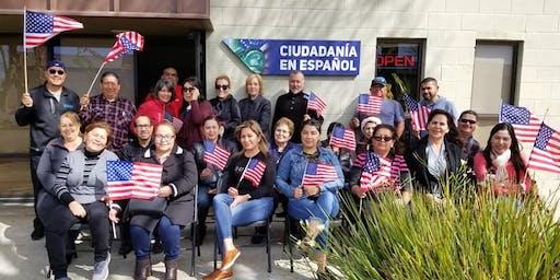 Los Miércoles Clases de Ciudadanía en Español