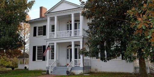 Paranormal Hunt at Magnolia Grange Plantation