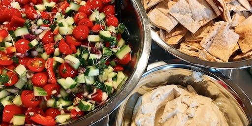 Fresh Flavors of the Mediterranean