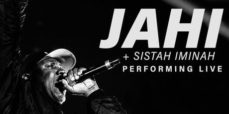 JAHI PERFORMING LIVE tickets