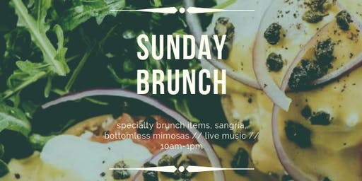 Sunday Boozy Brunch