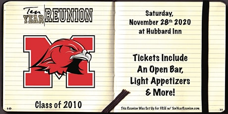 Maine South Class of 2010: Ten Year Reunion tickets