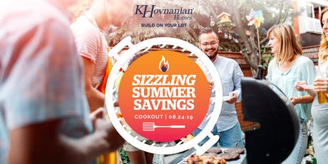 Washington Sizzling Summer Savings Cookout tickets