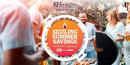 Washington Sizzling Summer Savings Cookout