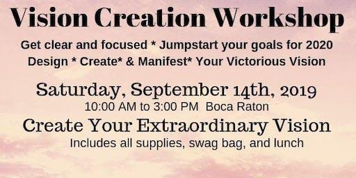 Vision Creation Workshop