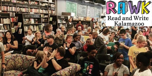 RAWK Reads!  a celebration of youth writing