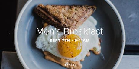 Brave Men's Breakfast tickets