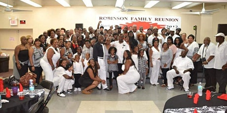Robinson Family Reunion 2020 billets