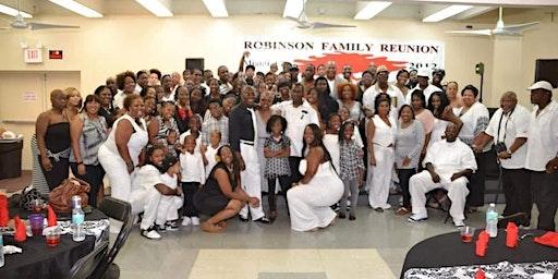 Robinson Family Reunion 2020