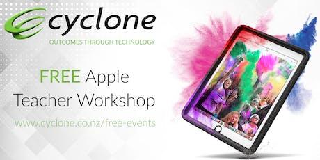 Cyclone's Apple Teacher Workshop - Wellington tickets