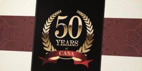 Casa's 50th Anniversary Dinner Gala