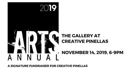 Creative Pinellas 2019 Arts Annual tickets