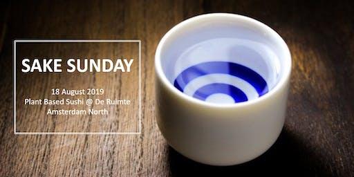 Sake Sunday