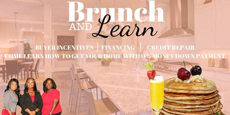 Brunch and Learn II tickets