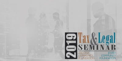 2019 Tax and Legal Seminar