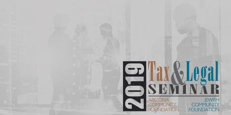 2019 Tax and Legal Seminar tickets