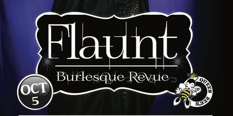 Coco L'Amour presents FLAUNT Burlesque Revue tickets