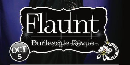 Coco L'Amour presents FLAUNT Burlesque Revue