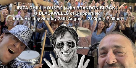 Ibiza Chill House 2 with BRANDON BLOCK + Justin Charles tickets