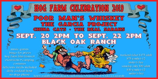 The Hog Farm Celebration 2019