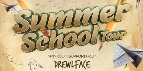 "The Drip Presents ""Summer School Tour"" at Myth Nightclub   Sunday 08.25.19"