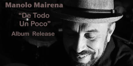 Manolo Mairena tickets