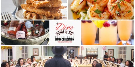 BRUNCH PAINT & SIP- CHARLOTTE NC 9/7 tickets
