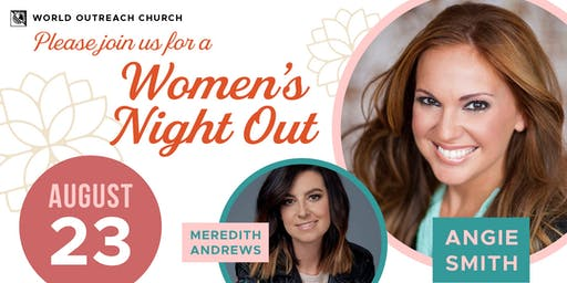 Women's Event with Angie Smith & Meredith Andrews