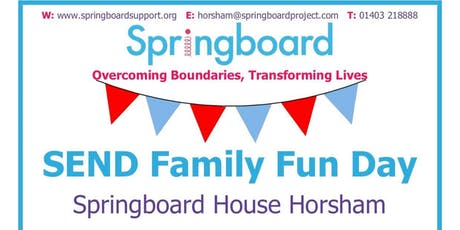 SEND (Special Educational Needs and Disability) Family Fun Day tickets
