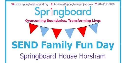 SEND (Special Educational Needs and Disability) Family Fun Day