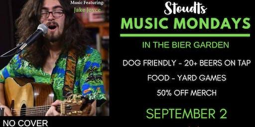 Stoudts Music Monday with Jake Joyce