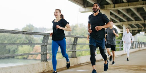 sweat of the month: run