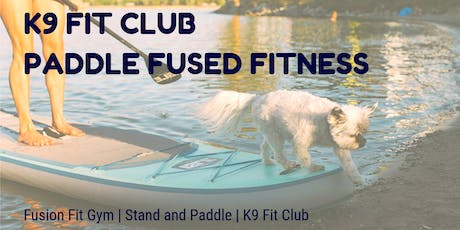Paddle & Paws August tickets
