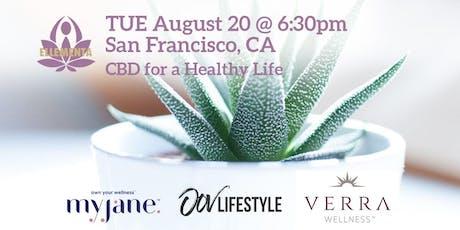 Ellementa San Francisco: CBD for a Healthy Life tickets