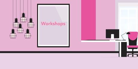 Content Creation (Workshop) tickets