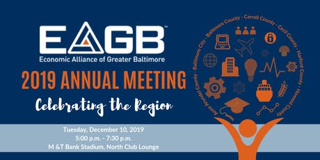 EAGB 2019 Annual Meeting tickets