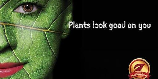 Plant Healthy Potluck 8/22/19