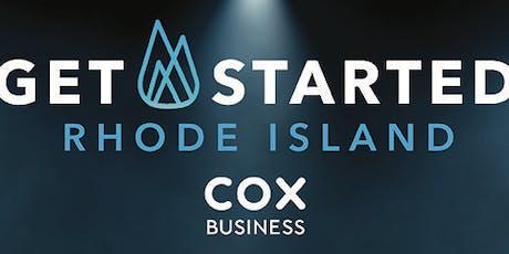 Get Started Rhode Island, 2019 tickets