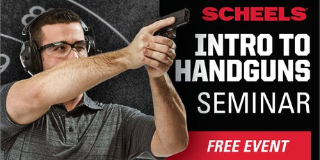 Introduction to Handguns and Firearm Safety (Free) tickets