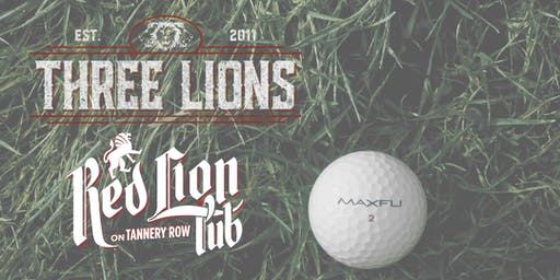 Lions' First Annual Golf Outing