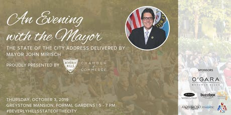 An Evening with the Mayor: State of the City Address tickets