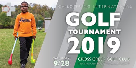 Childspring's 15th Annual Golf Tournament tickets