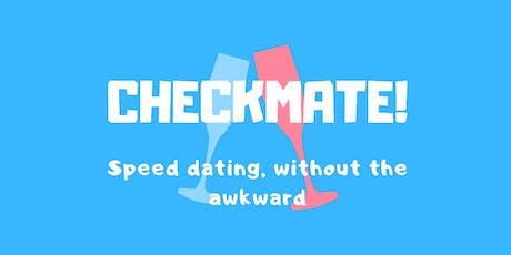Checkmate Speed datant 33 ans vieil homme datant de 21 ans femme