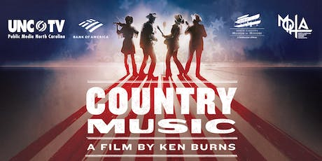 UNC-TV Preview Screening—Ken Burns' COUNTRY MUSIC & Music in the Round tickets